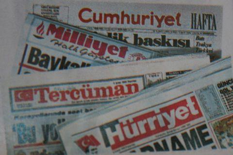 gazete tarihi