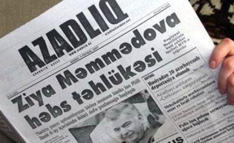azerbaycan gazeteleri nelerdir
