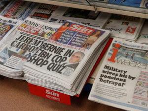 gazete terimleri nelerdir