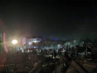 Ermenistan Gence'ye Balistik Füze Attı!