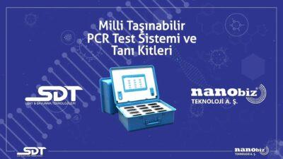 SDT'den Kovid-19 PCR Test Cihazı