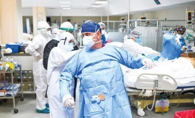 Toplam 216 sağlıkçı koronadan can verdi