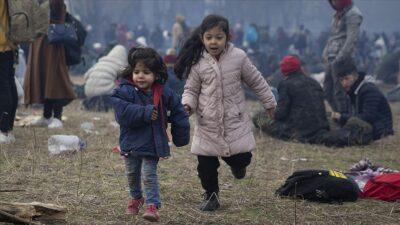 Salgında mültecilerin payına yoksulluk düştü