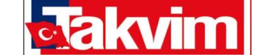 Takvim Gazetesi Manşeti
