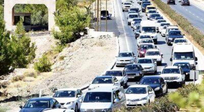 Bodrum trafiği yasaklara hiç uymadı