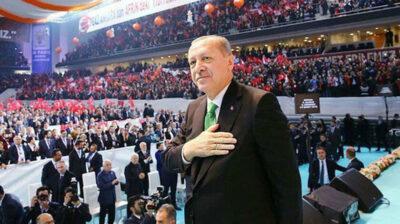 Vatandaşa maske cezası AKP'ye kongre sefası