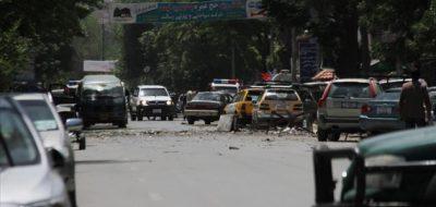 Afganistan da Her gün bombalar patlıyor