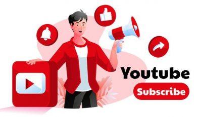 Youtube Hesabınız İçin Abone Alın